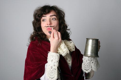 Bridget As King Charles
