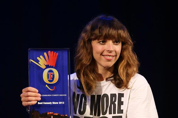 Feminist wins Edinburgh comedy award with show poking fun at sexism