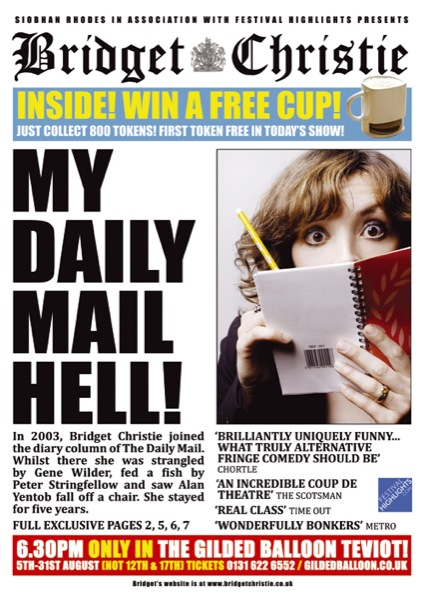 My Daily Mail Hell