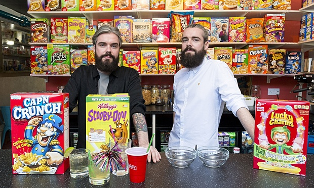 The Cereal Killer Cafe attackers should seek out the real villains of gentrification