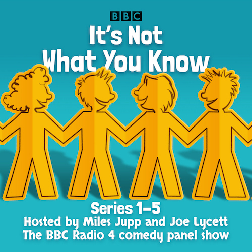 It's Not What You Know Series 2 Ep3